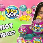 How NOT to unbox Pushmi Up Pikmi Pops