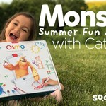 Osmo Monster Summer Fun Journal
