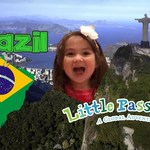Little Passports Global Adventure Unboxing - Brazil!!