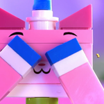 Hide and go sparkle with Unikitty
