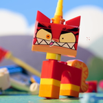 Evil Unikitty™ crashes birthday party - LEGO® Unikitty™ Animation