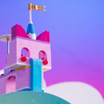Evil Unikitty™ out of control in Unikingdom park! - LEGO® Unikitty™ Animation
