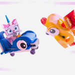 Evil Unikitty™ attacks Unikingdom Fairground! - LEGO® Unikitty™ Animation