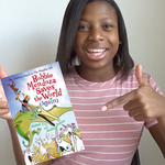 Book Review & Unicorn Slime!! Bobbie Mendoza Saves The World (Again)