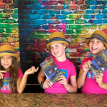"The Wild Adventure Girls Become Wild Inventors With ""A Perilous Journey of Danger and Mayhem: A Dastardly Plot!"""
