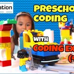 LEGO Education Coding Express 45025 | Introduction to Coding for Preschoolers