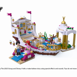 LEGO Disney Princess- Ariel's Royal Celebration Boat