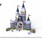 LEGO Disney Princess- Cinderella's Dream Castle