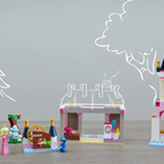 LEGO Disney Princess - Fairytale Castle 'How To'