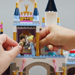 LEGO Disney Princess – Cinderella's Dream Castle 'How To'