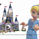 Cinderella's Dream Castle- LEGO Disney 41154