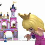 Sleeping Beauty's Fairytale Castle - LEGO Disney Princess 41152