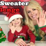 Ugly Christmas Sweater Challenge #KidfluencerHolidays