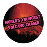 World's Youngest Volcano Chaser