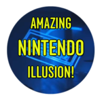 Amazing Nintendo Illusion!