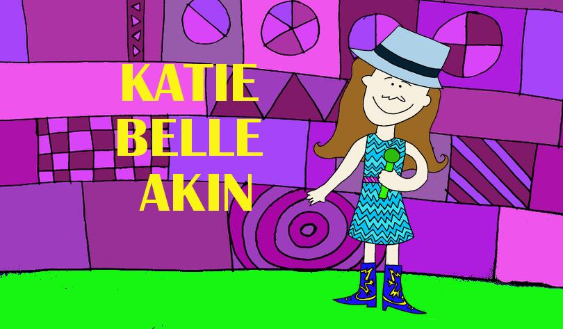 Meet Country Singer Katie Belle Akin!