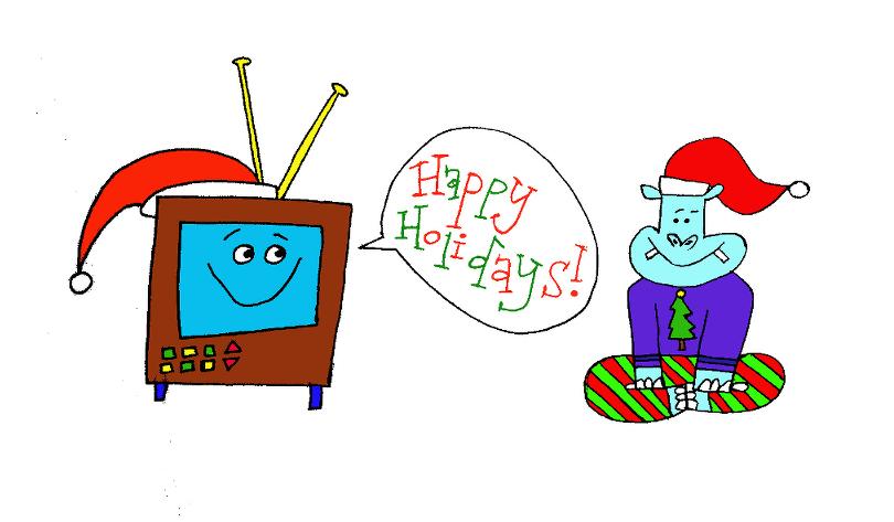 DECEMBER HOLIDAY TV SPECIALS