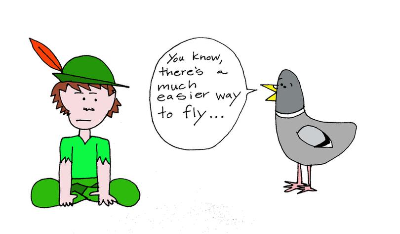 Peter Pan Fun Facts