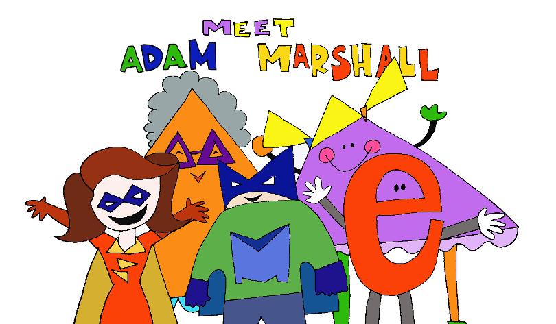 Meet The Bazillions' Adam Marshall!