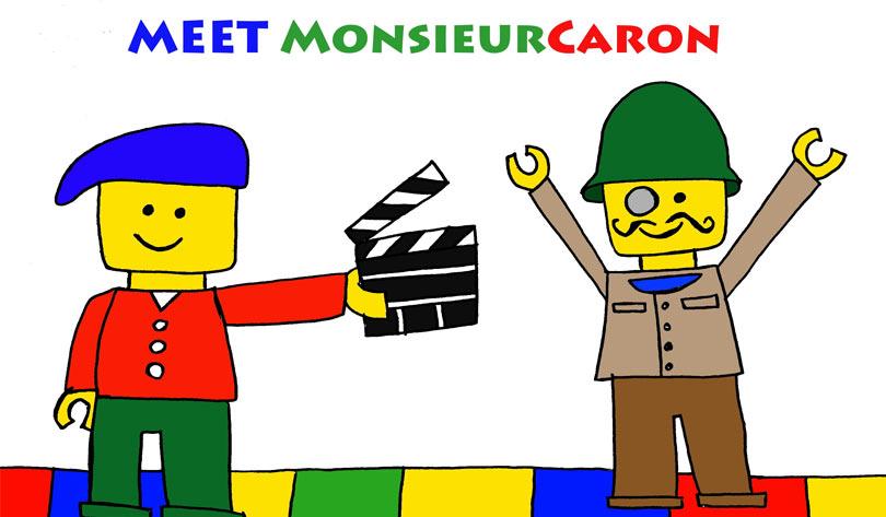 Meet batteryPOP Show Creator MonsieurCaron, Legomation master!