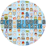Songs by Key Wilde and Mr. Clarke