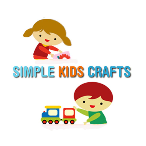 Simple Kids Crafts & Manualidades Con Ninos