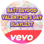 batteryPOP Valentine's Day Playlist