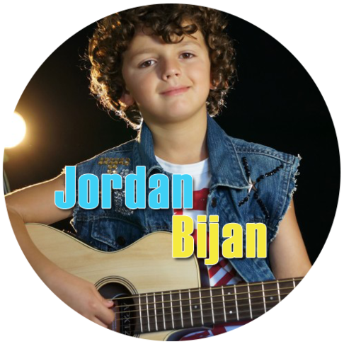 reputable site e1e98 a8745 Jordan Bijan : Bad Blood - Taylor Swift Cover Song By 7 Year ...